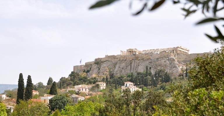 Photo Grèce: Atenas