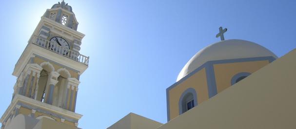 Fotografía de Grécia: Santorini