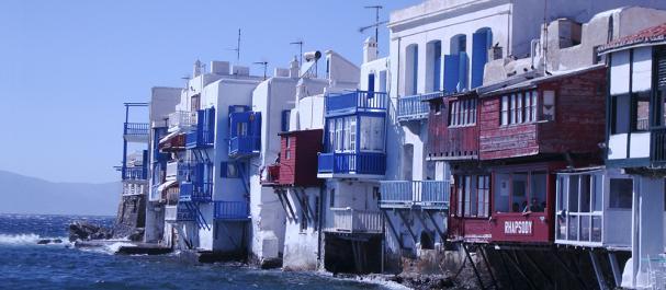 Fotografía de Grécia: Mikonos