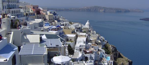 Fotografía de Phira: Phira, Santorini