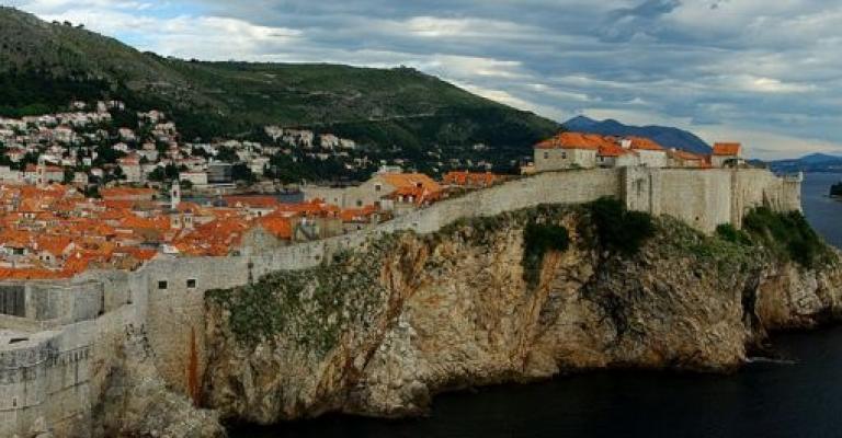 Fotografia de Croácia: Castillo de Dubrovnik