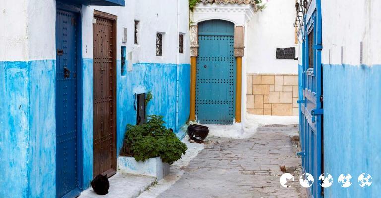 Fotografía de Rabat-Sale-Zemmour-Zaer: Rabat - Calle