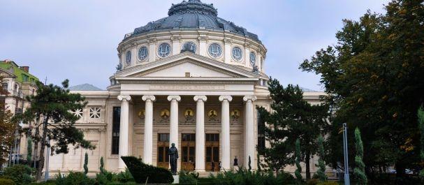 Fotografía de Roumanie: Ateneul Roman, Bucharest