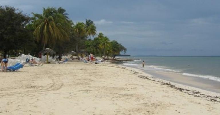Fotografía de Guardalavaca: Guardalavaca, playa