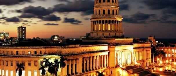 Fotografía de Cuba: La Habana y el Capitolio