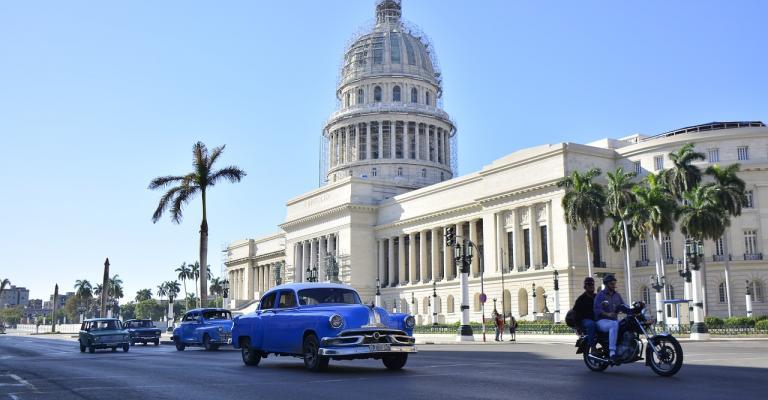Picture Havana: El Capitolio La Habana