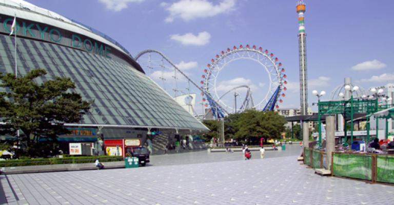 Fotografía de Tokio: Tokyo Dome