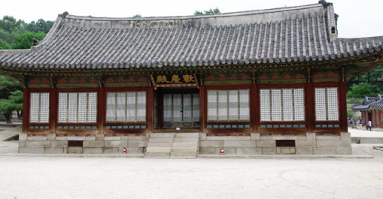 Foto von Süd Korea: Seul - Palacio Changgyeonggung