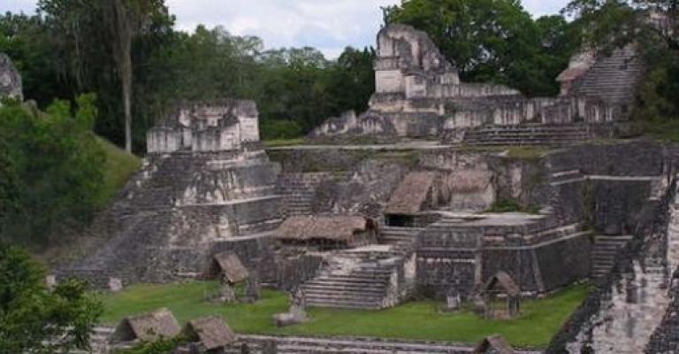 Foto Guatemala: Tikal, en la provincia de Peten