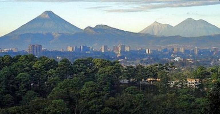 Foto Guatemala: Guatemala City, vista
