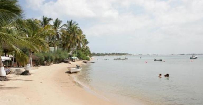 Foto von Angola: Luanda, la playa