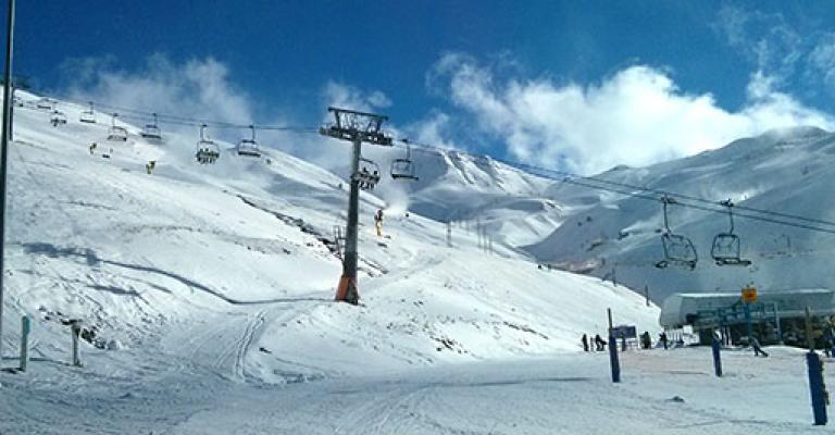 Foto Astún: Astún, estación de esquí en el Pirineo Aragonés