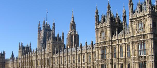 Picture UK: Parlamento de Londres