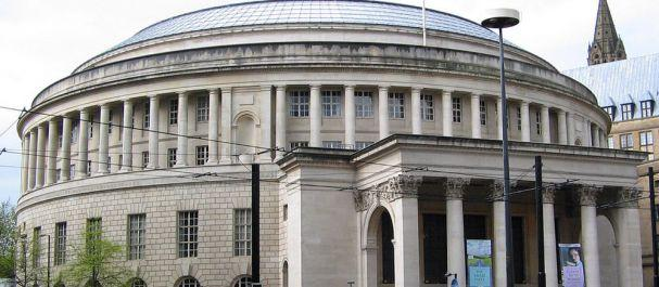 Picture UK: Manchester - National Library
