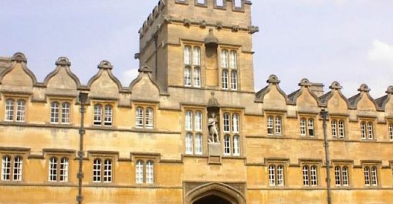 Fotografía de Oxford: Oxford