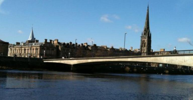 Foto von Schottland: Perth