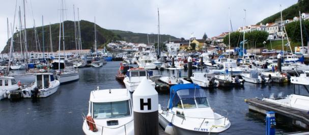 Picture : Puerto de Horta