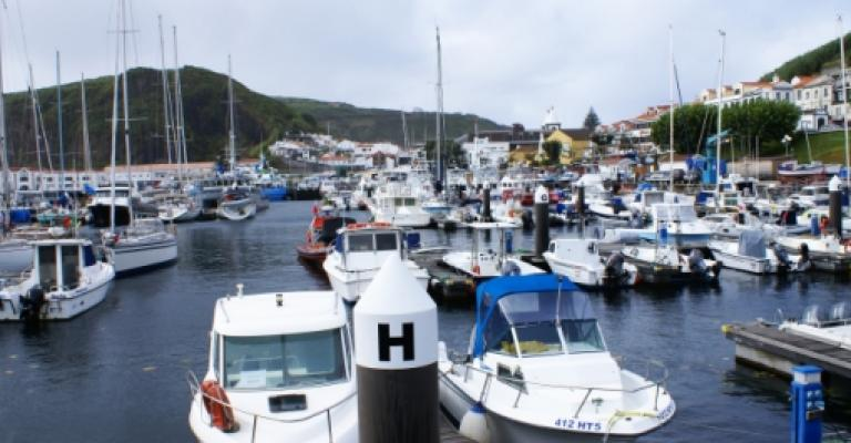 Fotografía de Azores: Puerto de Horta