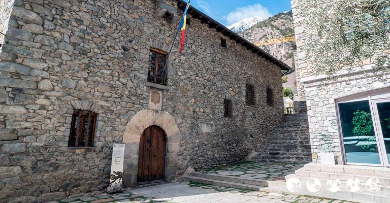 Photo : Andorra la Vella