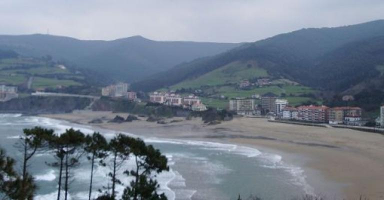 Picture : Playa de Bakio