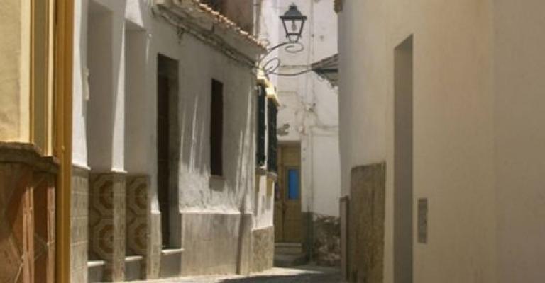 Fotografía de Vélez: Velez - una calle