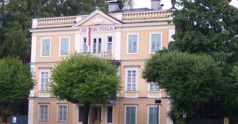 Fotografía de Bad Ischl: Casa de Franz Lehar