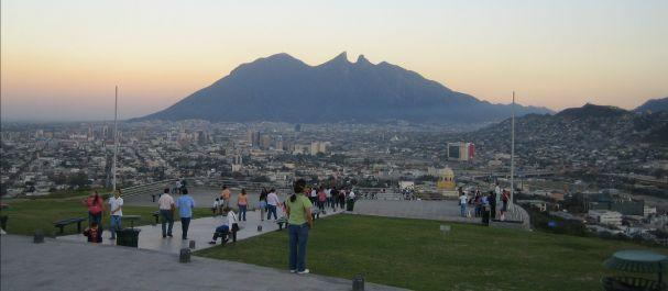 Fotografía de Nuevo León: Vista de Monterrey