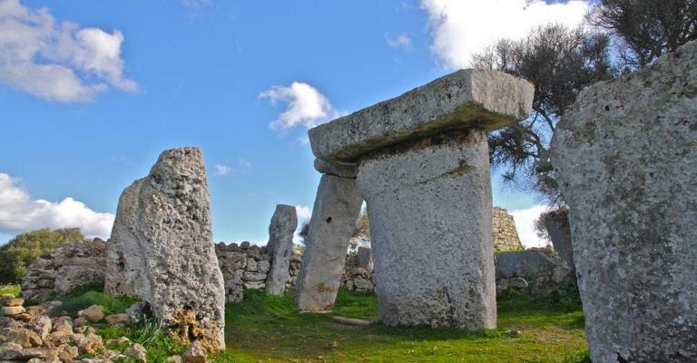 Photo Île de Minorque: Menorca prehistoria