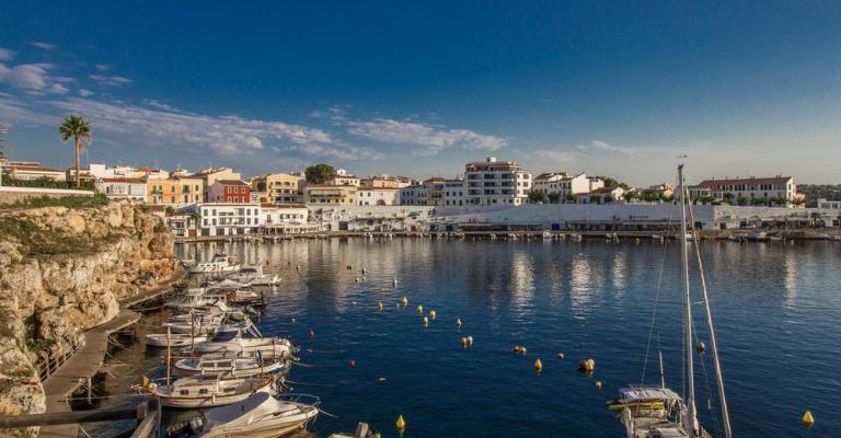 Picture Menorca: Menorca pueblo