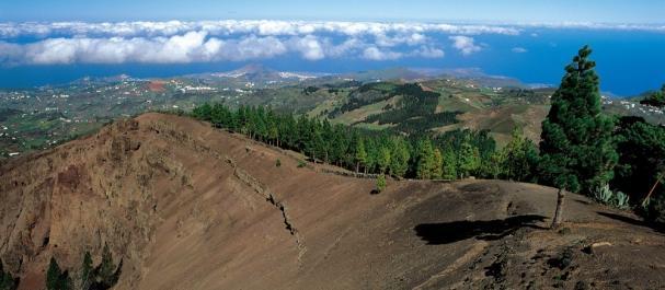 Fotografía de Isla de Gran Canaria: Caldera de los Pinos de Galdar