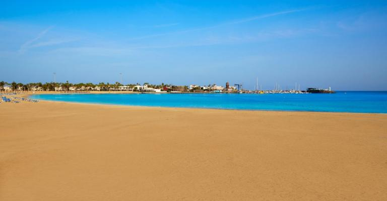 Foto Isola di Fuerteventura: Caleta Fuste
