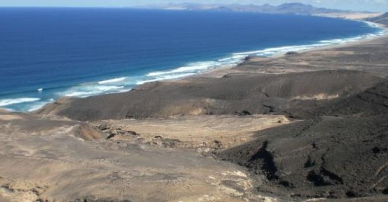 Fotografia de Ilha de Fuerteventura: Isla de Fuerteventura