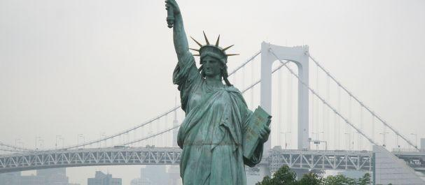 Fotografía de América: USA Statue of Liberty