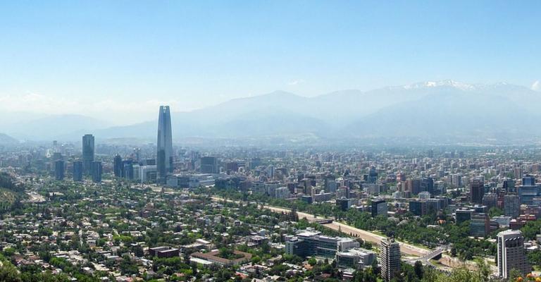 Picture America: Chile