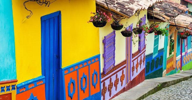 Picture America: Colombia