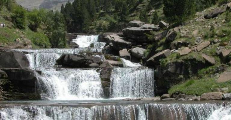 Picture : Valle de Ordesa