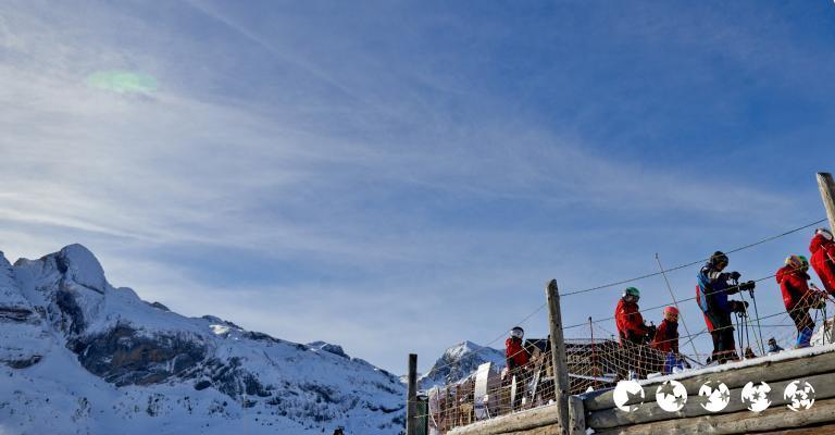 Photo : Esquiar en Candanchú