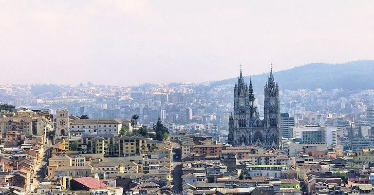 Foto Ecuador: Ecuador Quito