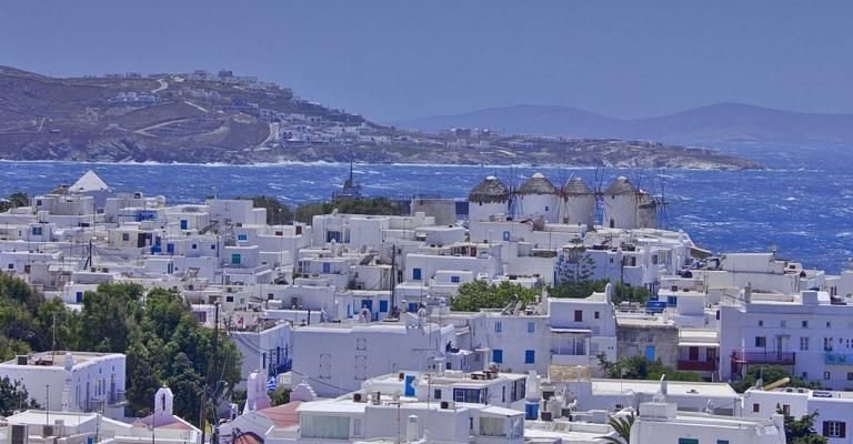 Picture Greece: Mykonos