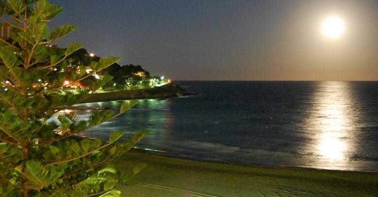 Photo : Costa de Azahar, Benicasim