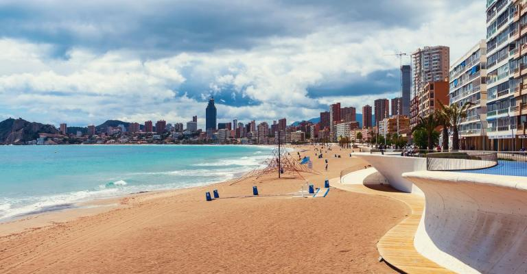 Photo : Benidorm