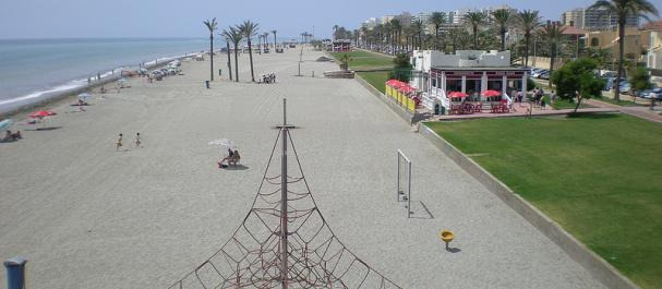 Fotografía de : Playa de la Bajadilla
