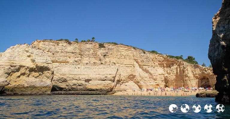 Fotografia de : Cuevas Praia Benagil
