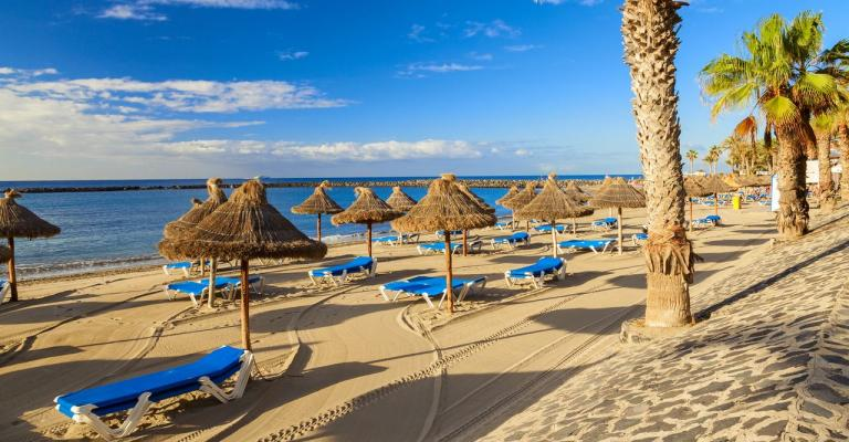 Picture Canary Islands: Tenerife los cristianos
