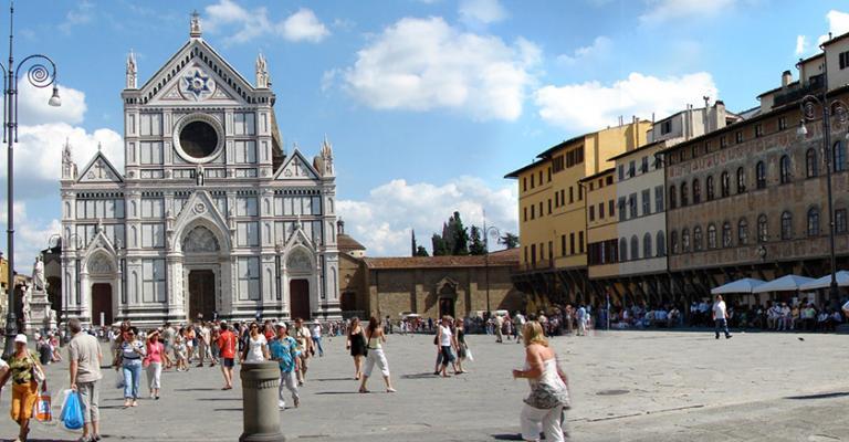 Foto von Toskana: La Toscana - Firenze