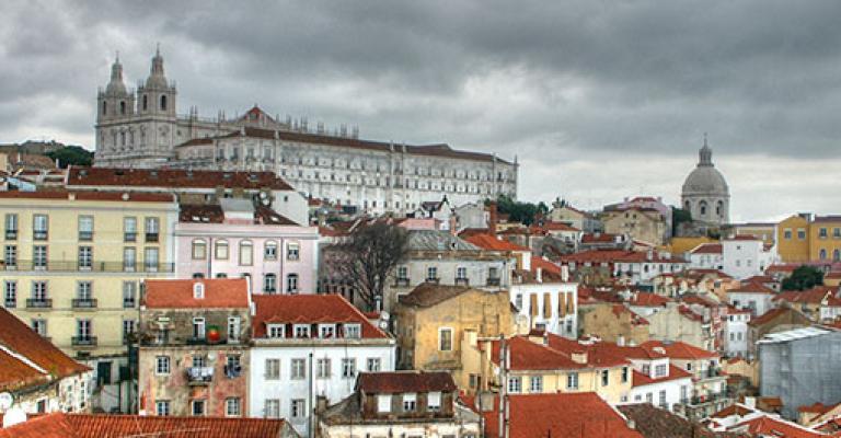 Foto von Lissabon: Lisboa Provincia vista sobre la capital
