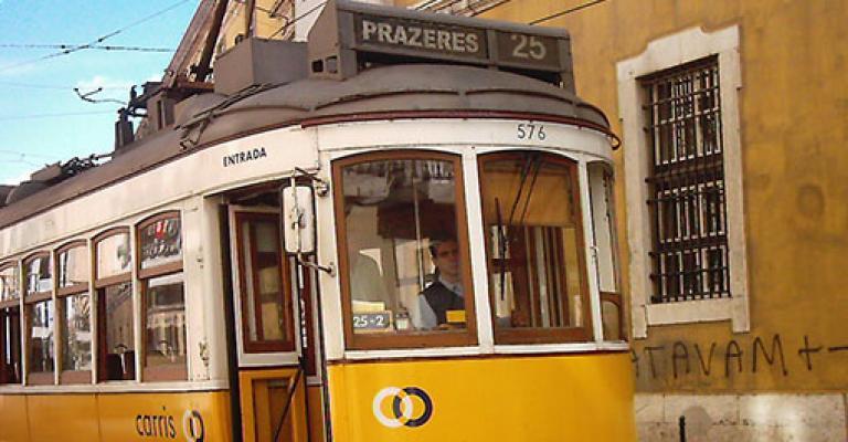 Foto von Lissabon: Tranvías de Lisboa capital