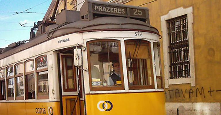 Foto Lisbona: Tranvías de Lisboa capital