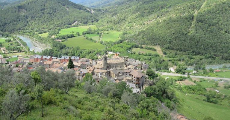 Fotografia de : Boltaña- Ordesa y Monte Perdido