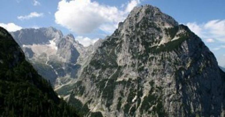 Foto : Zugspitze
